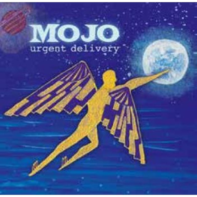 Mojo URGENT DELIVERY CD