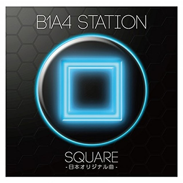 B1A4 STATION (SQUARE) CD