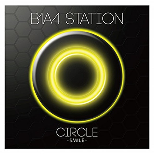 B1A4 STATION (CIRCLE) CD