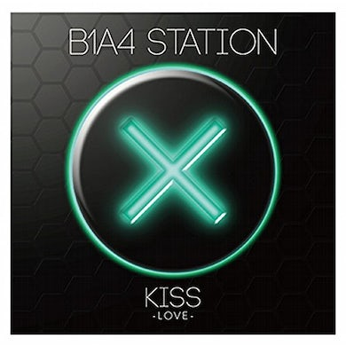 B1A4 STATION (KISS) CD