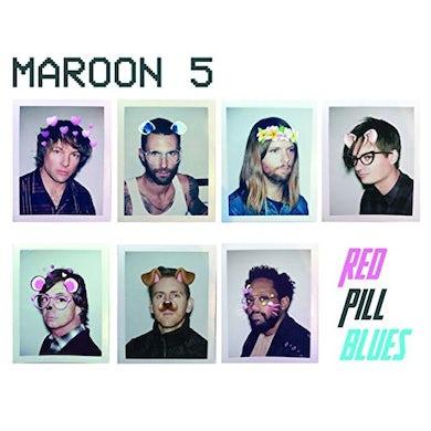 Maroon 5 RED PILL BLUES CD
