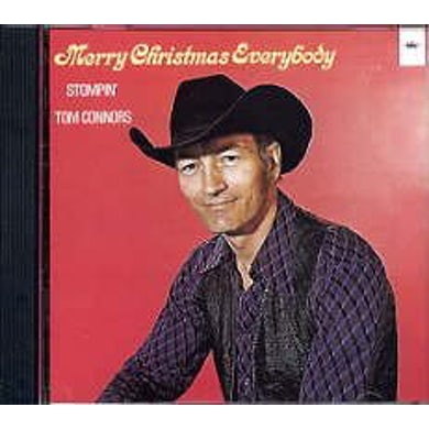 Stompin' Tom Connors MERRY CHRISTMAS EVERYBODY CD