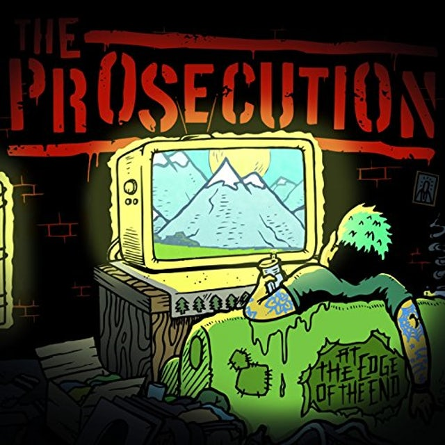 PROSECUTION AT THE EDGE OF THE END CD