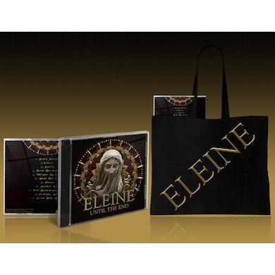 Eleine UNTIL THE END (TOTE BAG) CD