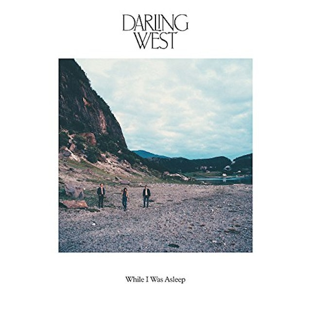 Darling West WHILE I WAS ASLEEP CD