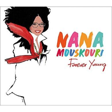 Nana Mouskouri FOREVER YOUNG CD