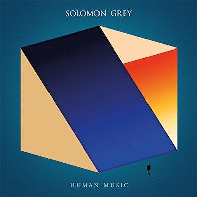 Solomon Grey HUMAN MUSIC CD