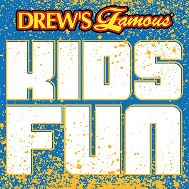 Hit Crew DREW'S FAMOUS KIDS FUN EASTER FAVORITES CD