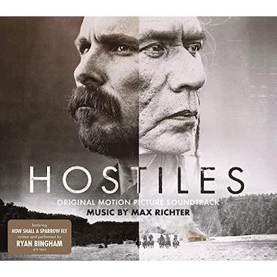 Max Richter HOSTILES CD