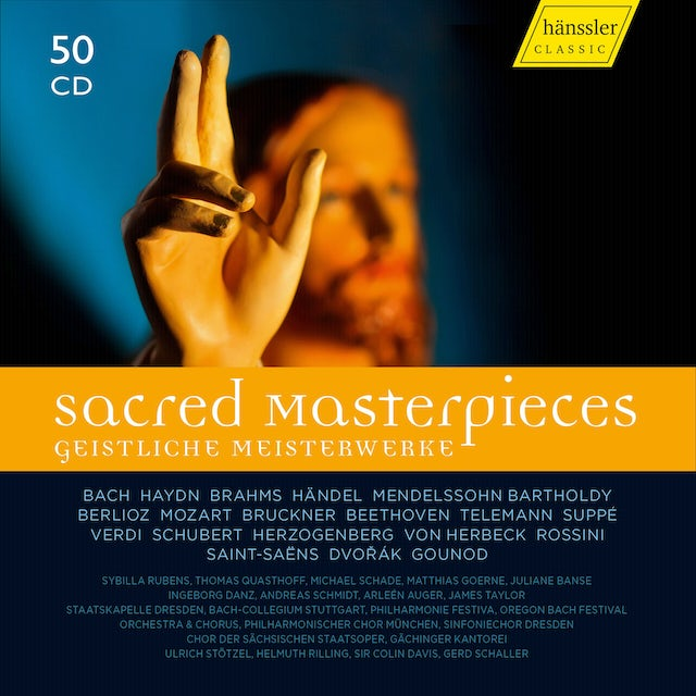 Haydn SACRED MASTERPIECES CD