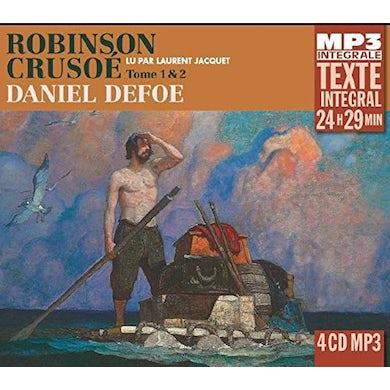 Daniel Defoe ROBINSON CRUSOE CD