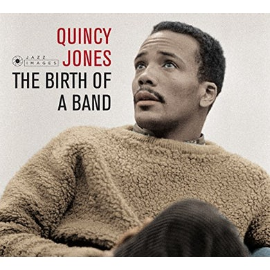 Quincy Jones BIRTH OF A BAND / BIG BAND BOSSA NOVA CD