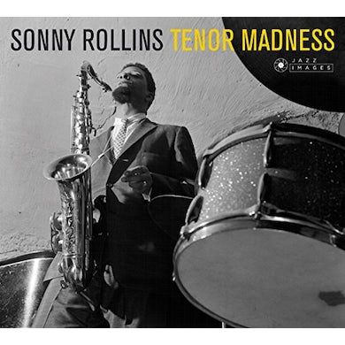 Sonny Rollins TENOR MADNESS / NEWK'S TIME CD