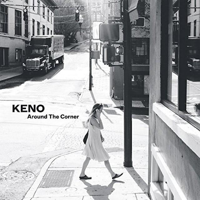 Keno AROUND THE CORNER Vinyl Record