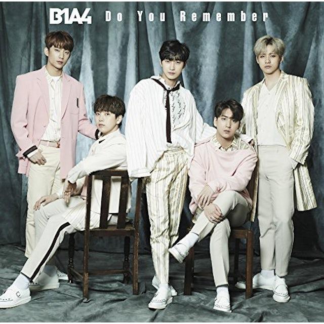 B1A4 DO YOU REMEMBER: VERSION B CD