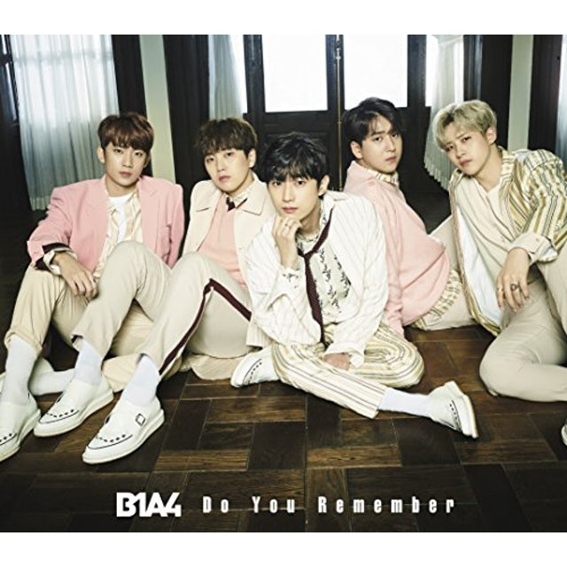B1A4 DO YOU REMEMBER CD