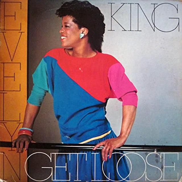 Evelyn King GET LOOSE CD