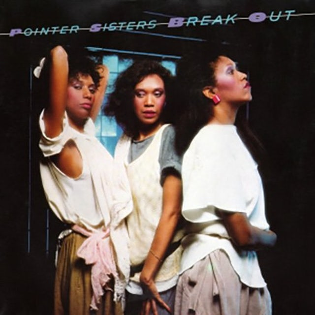 Pointer Sisters BREAK OUT CD