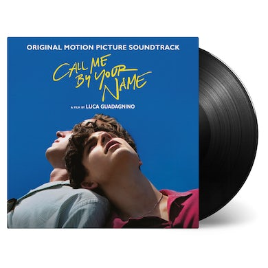 CALL ME BY YOUR NAME Vinyl Record