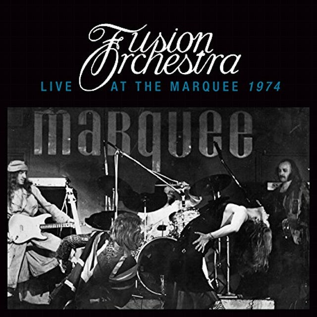 Fusion Orchestra LIVE AT THE MARQUEE CD