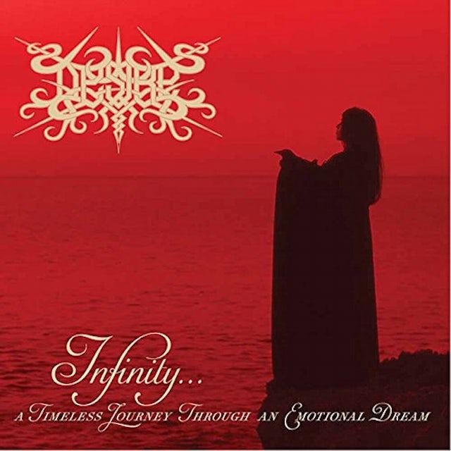 Desire INFINITY: TIMELESS JOUNEY THROUGH EMOTIONAL DREAM Vinyl Record
