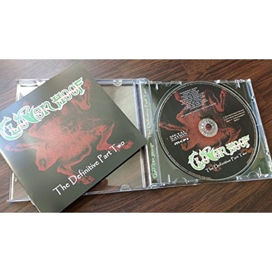Cloven Hoof DEFINITIVE PART 2 CD