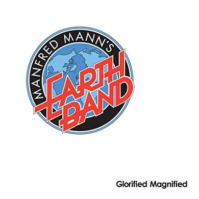 Manfred Mann GLORIFIED MAGNIFIED Vinyl Record