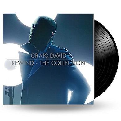 Craig David REWIND: THE COLLECTION Vinyl Record