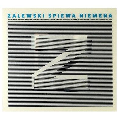 Krzysztof Zalewski ZALEWSKI SPIEWA NIEMENA CD