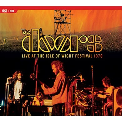 The Doors LIVE AT THE ISLE OF WIGHT FESTIVAL 1970 CD