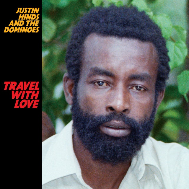 Justin Hinds & Dominoes TRAVEL WITH LOVE CD
