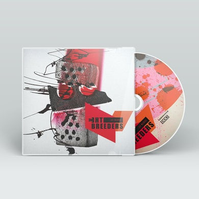 The Breeders ALL NERVE CD