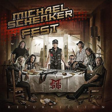 Michael Fest Schenker RESURRECTION DVD