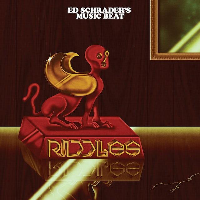 Ed Schrader's Music Beat RIDDLES Vinyl Record