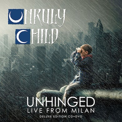 UNHINGED: LIVE FROM MILAN Blu-ray