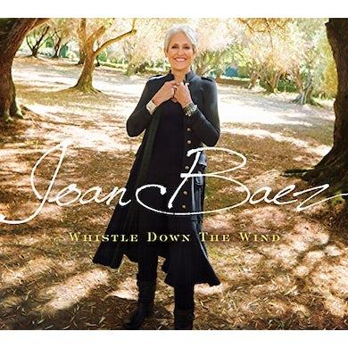 Joan Baez WHISTLE DOWN THE WIND Vinyl Record