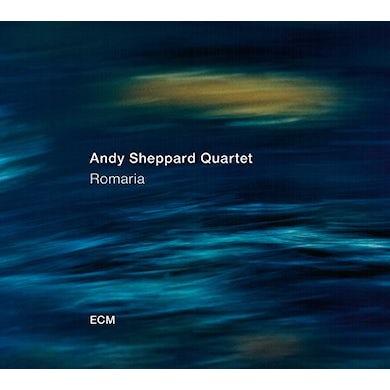 Andy Sheppard ROMARIA Vinyl Record