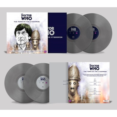 Doctor Who: Tomb Of Cyberman / O.S.T. DOCTOR WHO: TOMB OF CYBERMAN / Original Soundtrack Vinyl Record