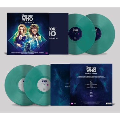 Doctor Who: City Of Death / O.S.T. DOCTOR WHO: CITY OF DEATH / Original Soundtrack Vinyl Record