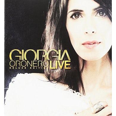 Giorgia ORONERO LIVE CD