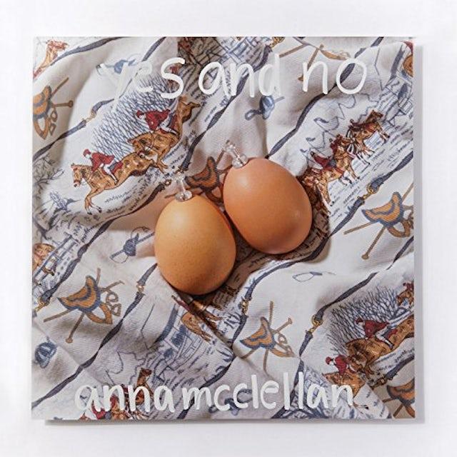 Anna Mcclellan YES & NO CD