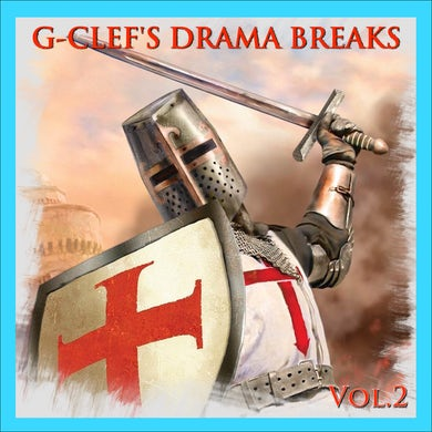 G-Clef Da Mad Komposa DRAMA BREAKS 2 CD