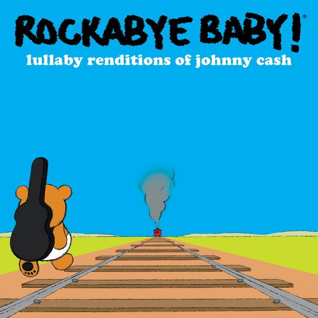 Rockabye Baby LULLABY RENDITIONS OF JOHNNY CASH CD