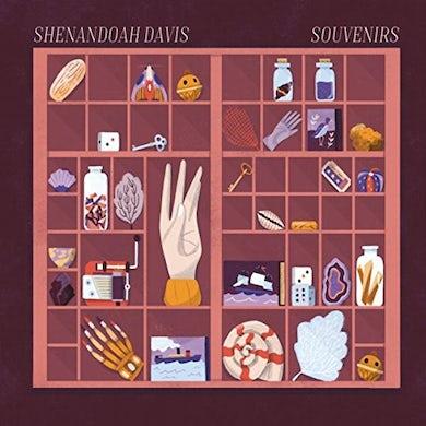 Shenandoah Davis SOUVENIRS CD
