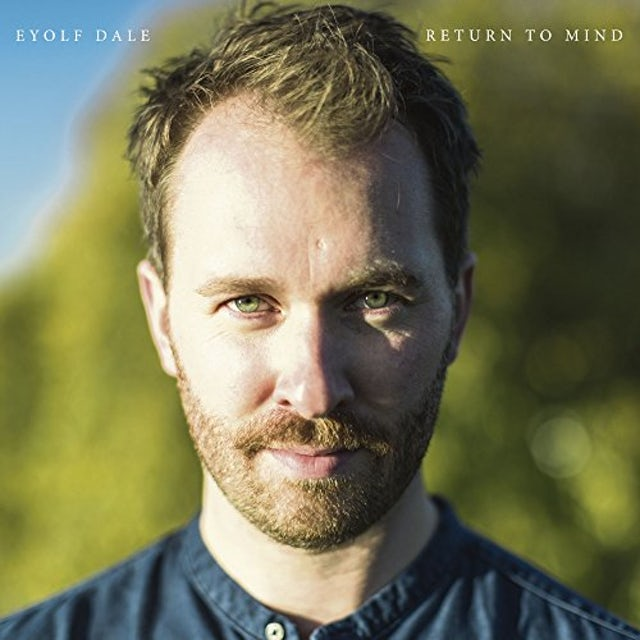 Eyolf Dale RETURN TO MIND Vinyl Record