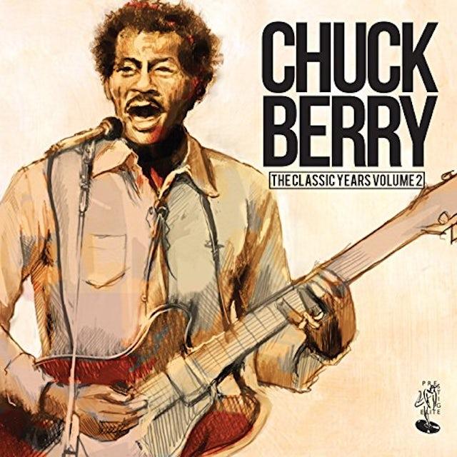 Chuck Berry CLASSIC YEARS VOL 2 CD