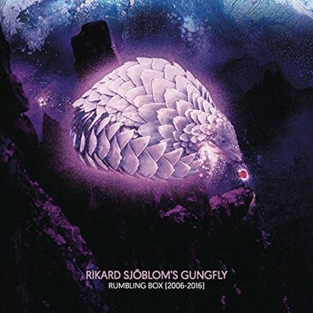 Rikard Sjoblom / Gungfly RUMBLING BOX (2006-2016) CD