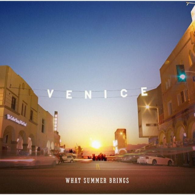 Venice WHAT SUMMER BRINGS: JAPAN EDITION CD