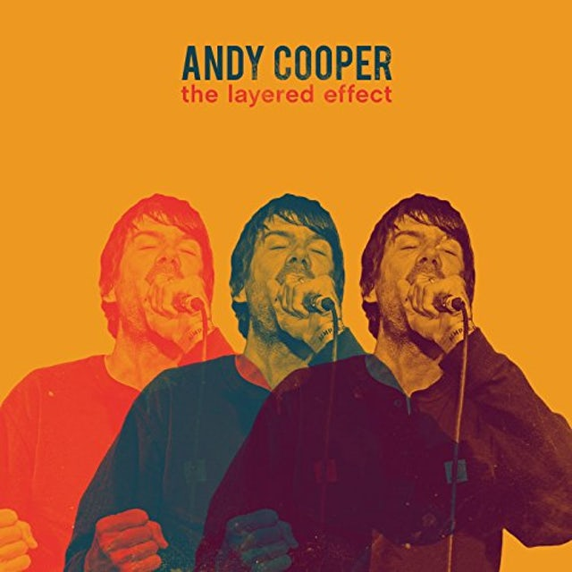 Andy Cooper LAYERED EFFECT CD