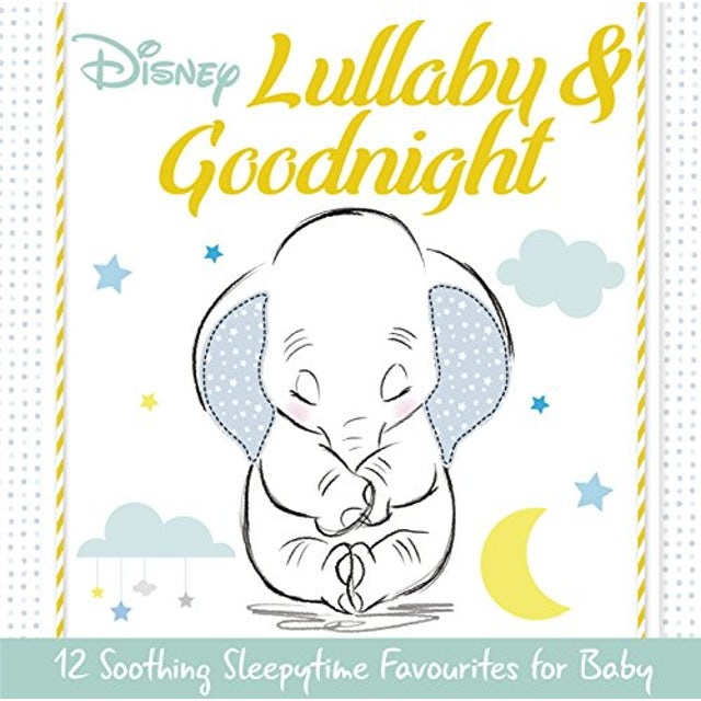 Fred Mollin DISNEY LULLABY & GOODNIGHT CD